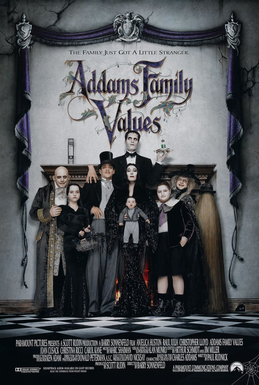 Addam's Family Values