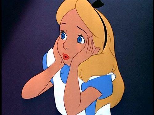 Alice in Wonderland wallpaper with anime called Alice in Wonderland - 1951