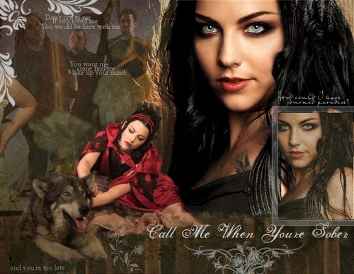 Evanescence wallpaper titled Amy Lee Evanescence