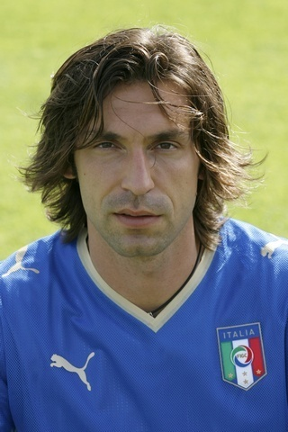 Andrea pirlo andrea pirlo photo 1772622 fanpop
