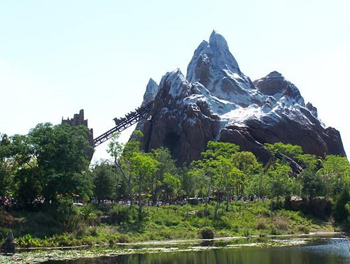 Walt Disney World wallpaper called Animal Kingdom-Expedition everest