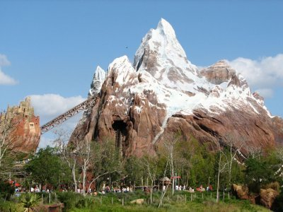 Animal Kingdom-Expedition everest - walt-disney-world Photo