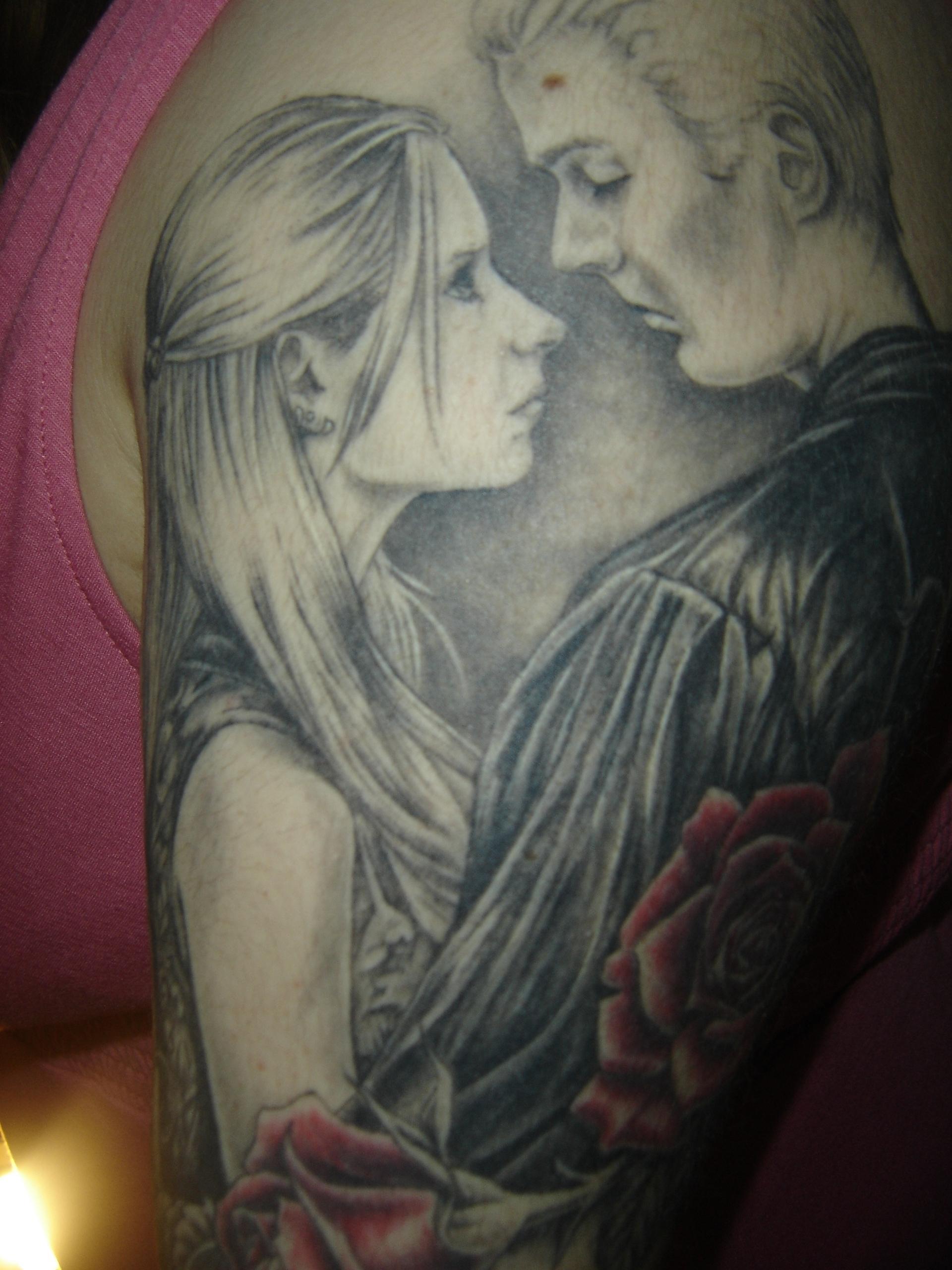 ArabellaElfie's Spuffy Tattoo