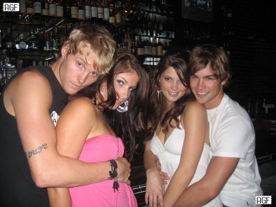 Ashley Greene & Chace Crawford