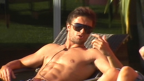 Big Brother UK پیپر وال containing sunglasses entitled BB9 Dale