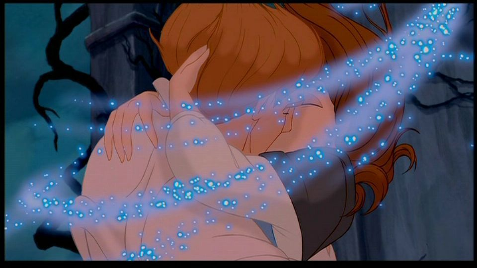 Belle And Prince Deepen Kiss Beauty The Beast