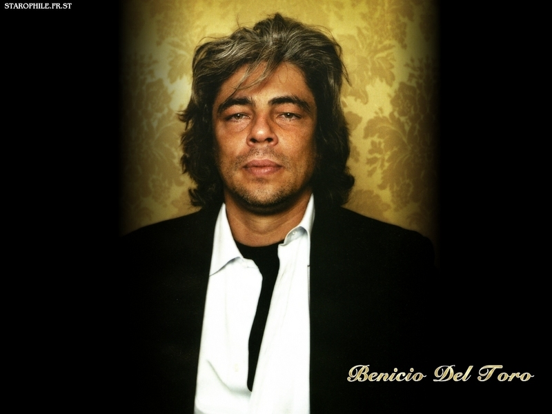Benicio Del Toro - Photo Gallery