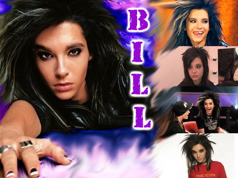 bill kaulitz wallpapers. Bill