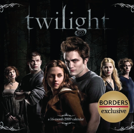 Borders Twilight Calendar