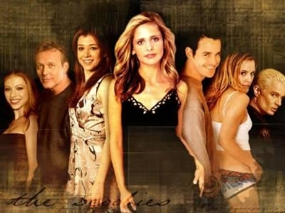 Buffy The Vampire Slayer Relationships