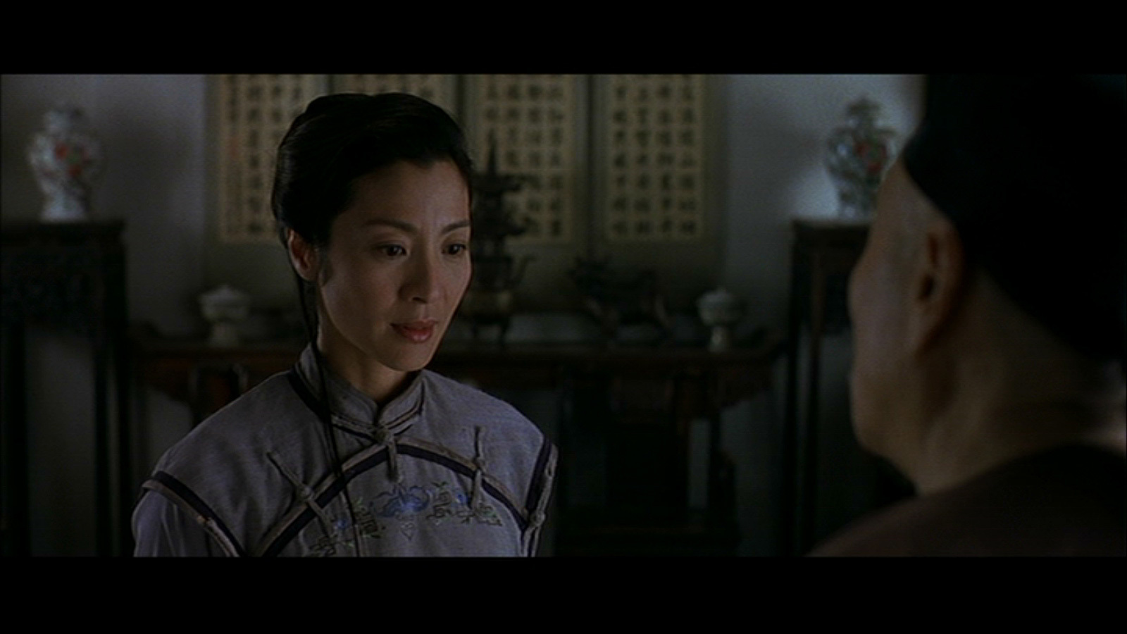 the hidden dragon 1 doc Crouching tiger, hidden dragon (simplified chinese: 卧虎藏龙 traditional chinese: 臥虎藏龍) is a 2000 wuxia film, conceived and directed by ang leeit features an international cast of chinese actors, including chow yun-fat, michelle yeoh, zhang ziyi and chang chen.