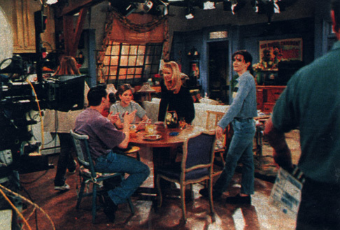 Cast & Crew Of Friends