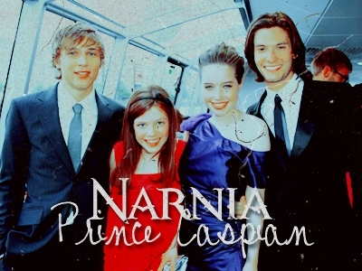 Cast - the-chronicles-of-narnia Fan Art