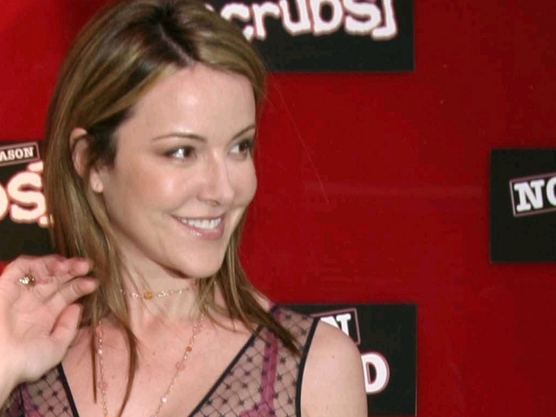 christa miller new tits