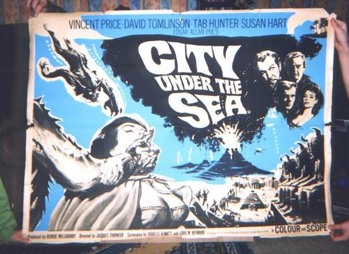 City Under the Sea poster