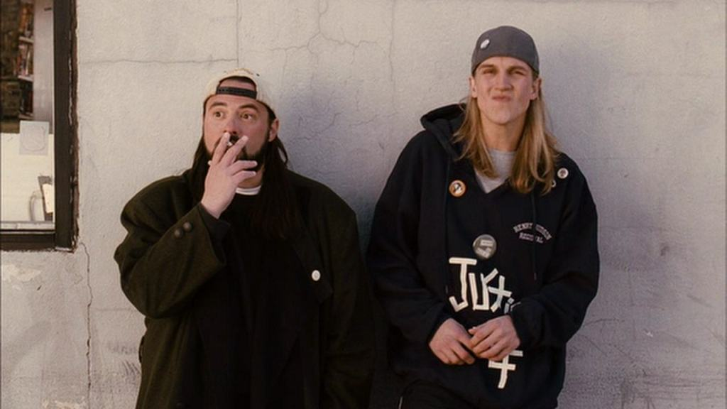 Jay And Silent Bob Clerks Quick Stop