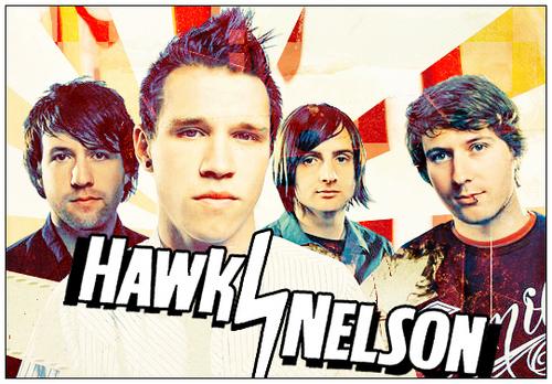 Cool!! Hawk Nelson