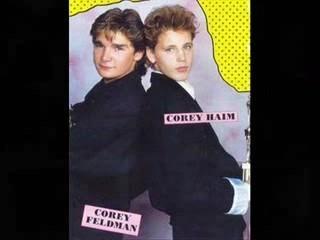 Corey Haim & Corey Feldman