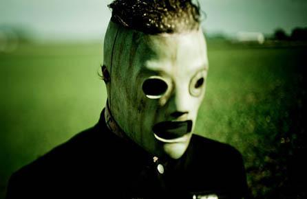 Corey's New Mask