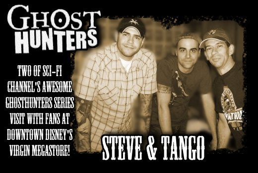 from Hendrix ghost hunters is tango gay