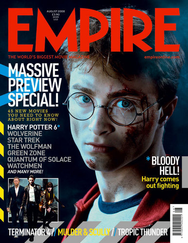 EMPIRE SCANS!!!!!!HBP SCANS!!!!!