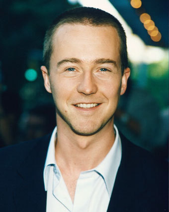 Edward Norton wallpaper containing a business suit entitled Edward