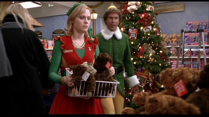 Movie Elf Santa S Ing Buddy