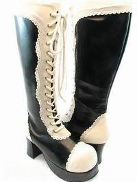 गॉथिक Lolita Boots