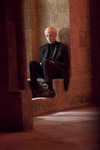 HBP Draco (2nd Individual Photo) - harry-potter Photo