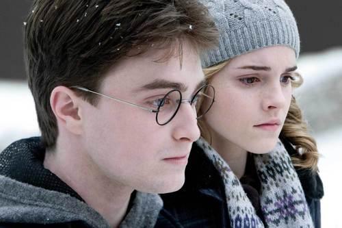 HBP Harry, Hermione HI-RES