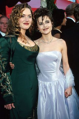 Helena and Kate at Academy Awards