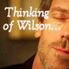 Dr. Gregory House photo containing a portrait called Hilson
