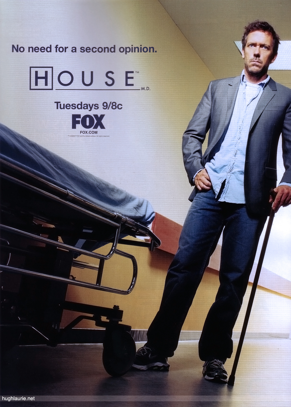 house md poster season 1 house m d photo 1751084 fanpop. Black Bedroom Furniture Sets. Home Design Ideas
