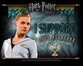 I support Fleur Delacour - harry-potter-and-the-goblet-of-fire wallpaper