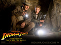 Indiana Jones 4 - shia-labeouf wallpaper