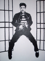 Jailhouse Rock - elvis-presley fan art