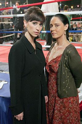 Jennifer and Sonia Braga