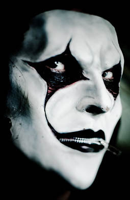 Jim's New Mask