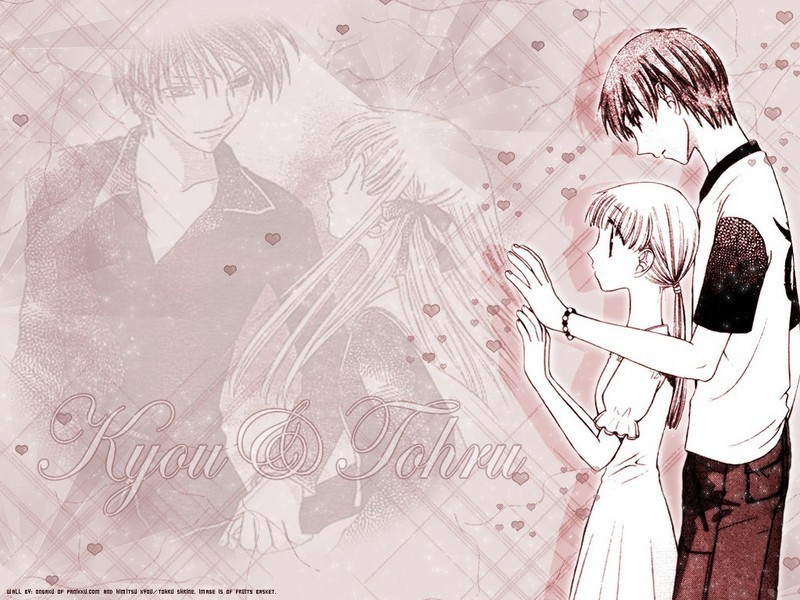 Kyo Tohru Images Kyo And Tohru Hd Wallpaper And Background