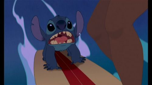 Lilo & Stitch Hintergrund possibly containing Anime entitled Lilo & Stitch Screencap