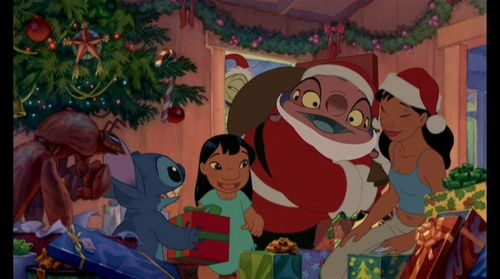 Lilo Stitch Wallpaper Probably Containing Anime Titled Screencap