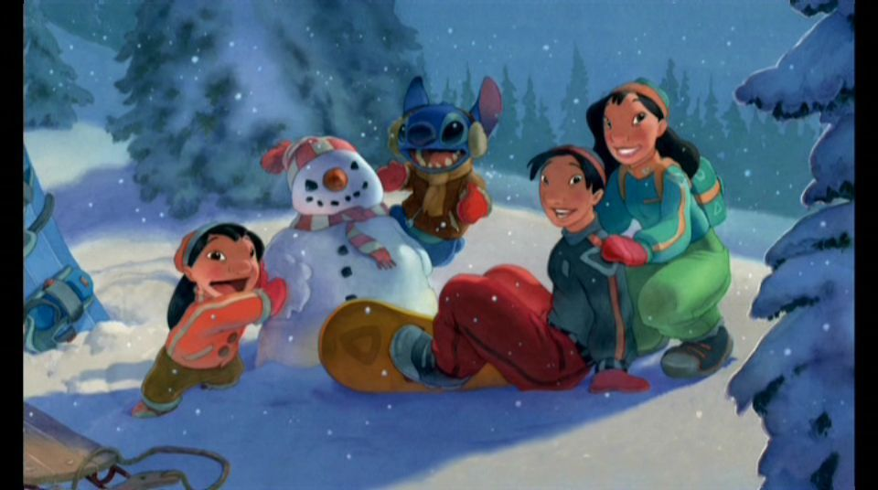 Lilo & Stitch Screencap
