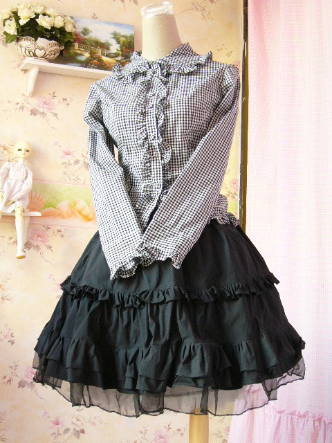 Lolita blouses - lolita-fashion photo