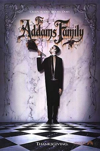 Addams Family wallpaper probably with a sign titled Lurch