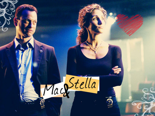 Mac and Stella