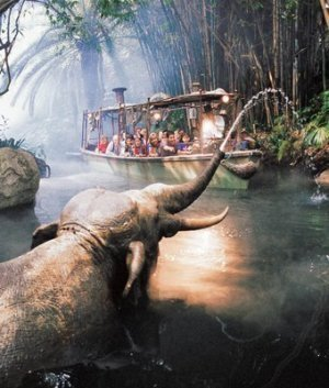 Magic Kingdom-Jungle Cruise