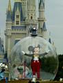 Magic Kingdom-Mickey in a parade