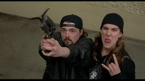 Kevin Smith wallpaper entitled Mallrats