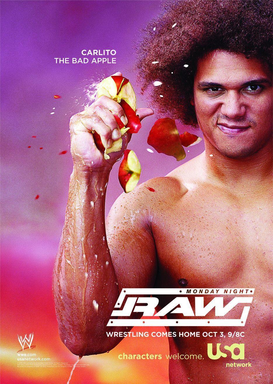Monday Night RAW - Carlito