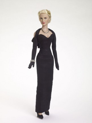 Mrs. marisa Coulter's doll